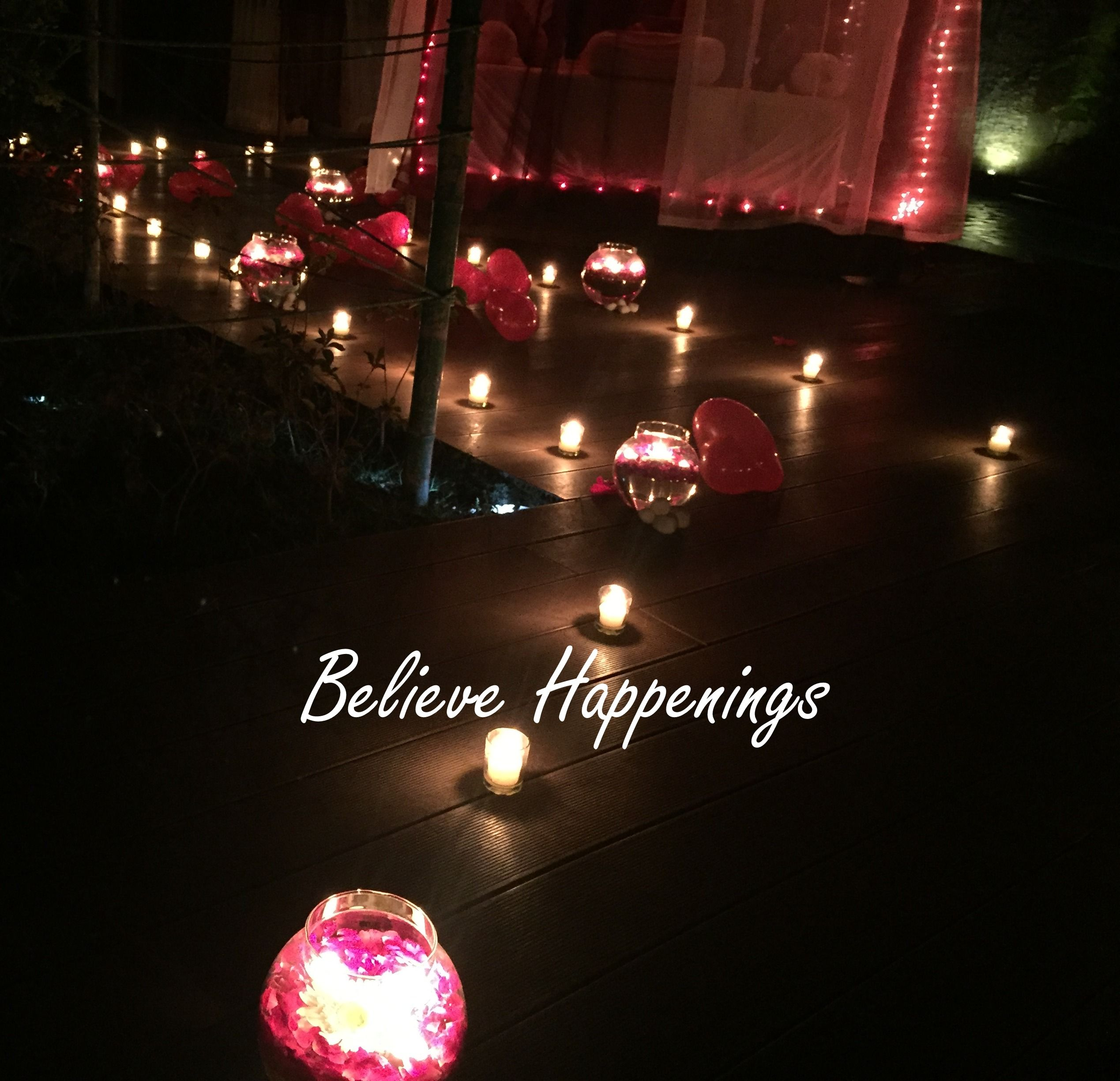 Candle light dinner. Date set up ‪#‎believehappenings‬ ‪#‎dateplanners‬ ‪#‎weddings‬ ‪#‎themeweddings‬ ‪#‎themeweddingsinudaipur‬ ‪#‎dates‬ ‪#‎love‬ ‪#‎themes‬ ‪#‎themeparties‬ ‪#‎udaipur‬ ‪#‎events‬ ‪#‎eventplanners‬ ‪#‎decor‬