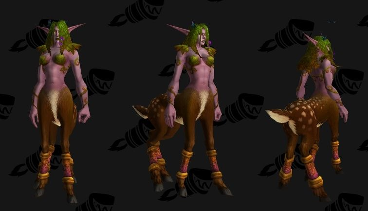 Legion 3d Modelviewer Live Battle Pet Database Updated Murloc Models And More Wowhead News World Of Warcraft Legion Hair Styles