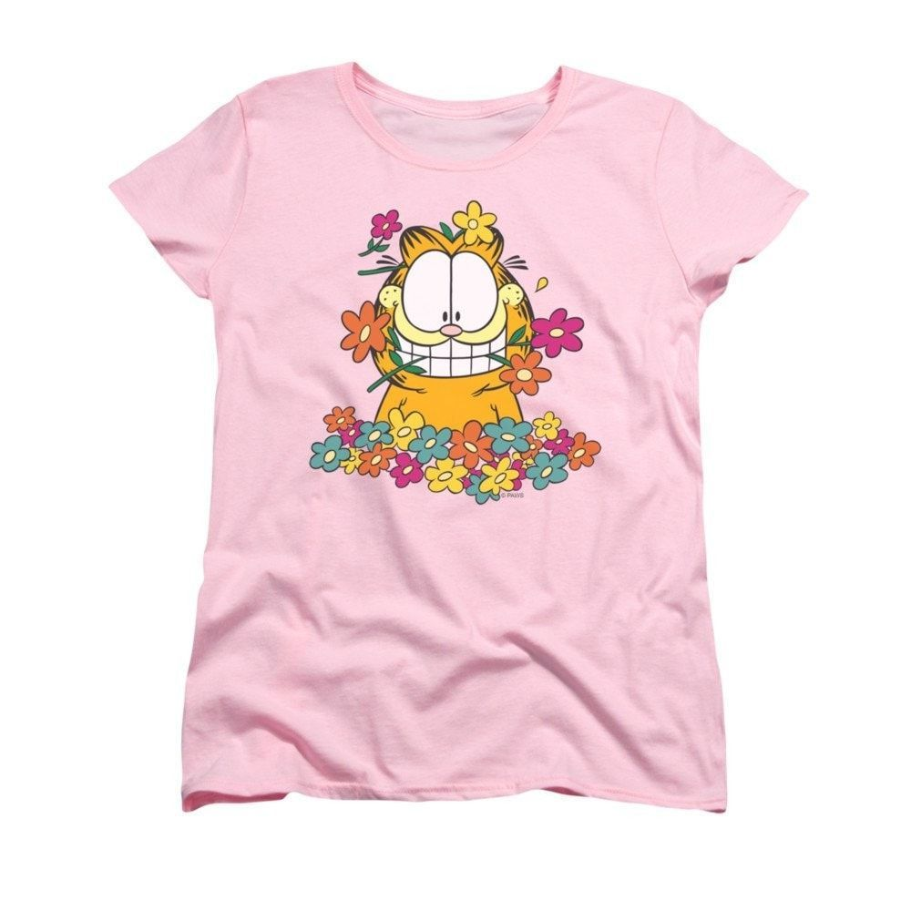 Garfield - In The Garden Women's T-Shirt