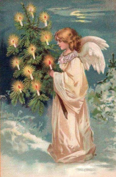 Angel Anjo e Estampas