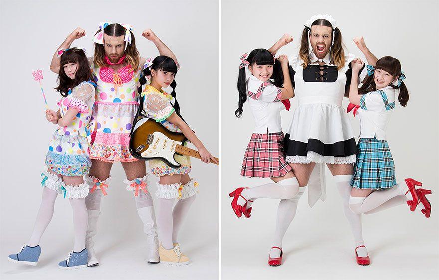 Hairy Japanese Teens Design