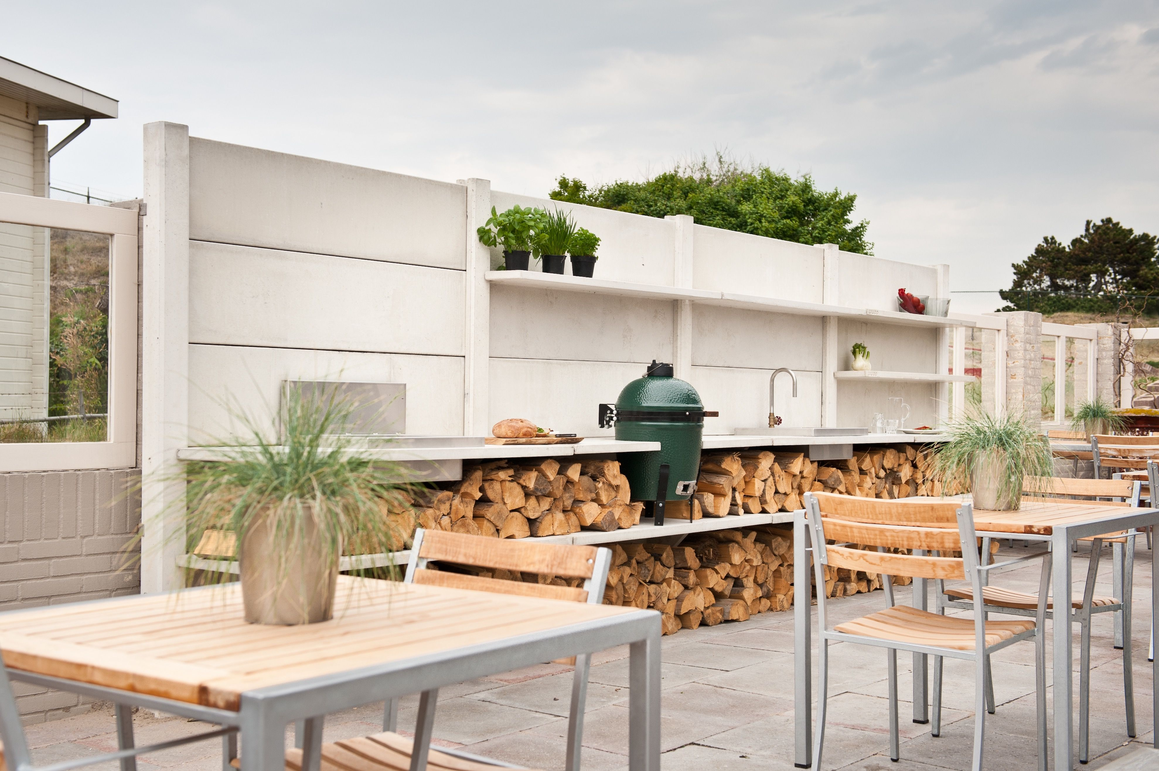 Wwoo outdoor kitchen kitchens patios and interiors