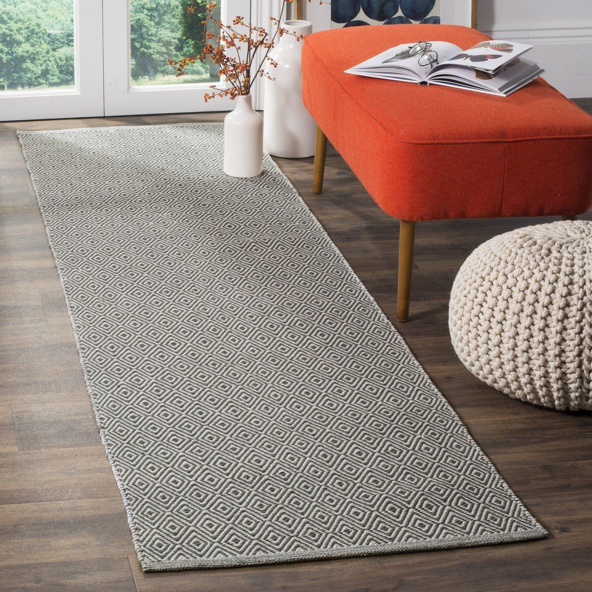 Safavieh Montauk MTK515C Ivory / Grey Rug Colorful rugs