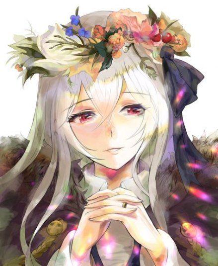 Photo of Anime Female Manga