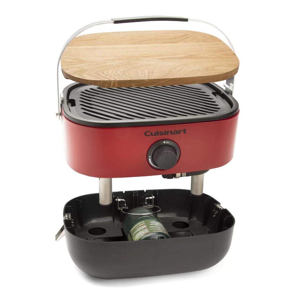 Cuisinart Cuisinart Venture 1 Burner Propane Grill Wayfair In 2020 Propane Grill Propane Gas Grill Single Burner Stove