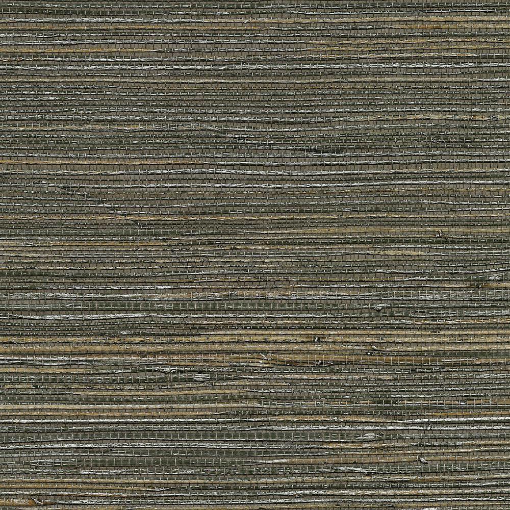 James 72 sq. ft. Shandong Chocolate Ramie Grass