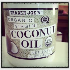 A Fit Nurse: 52 ways to use coconut oil