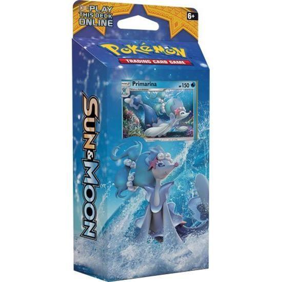 Pokémon Primarina Starter Pakke