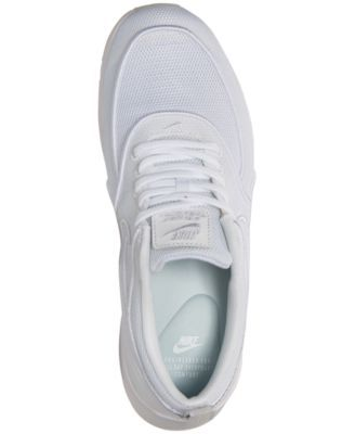 2d85cb2c6d01aa Nike Women s Air Max Thea Ultra Si Athletic Sneakers from Finish Line -  White 8.5