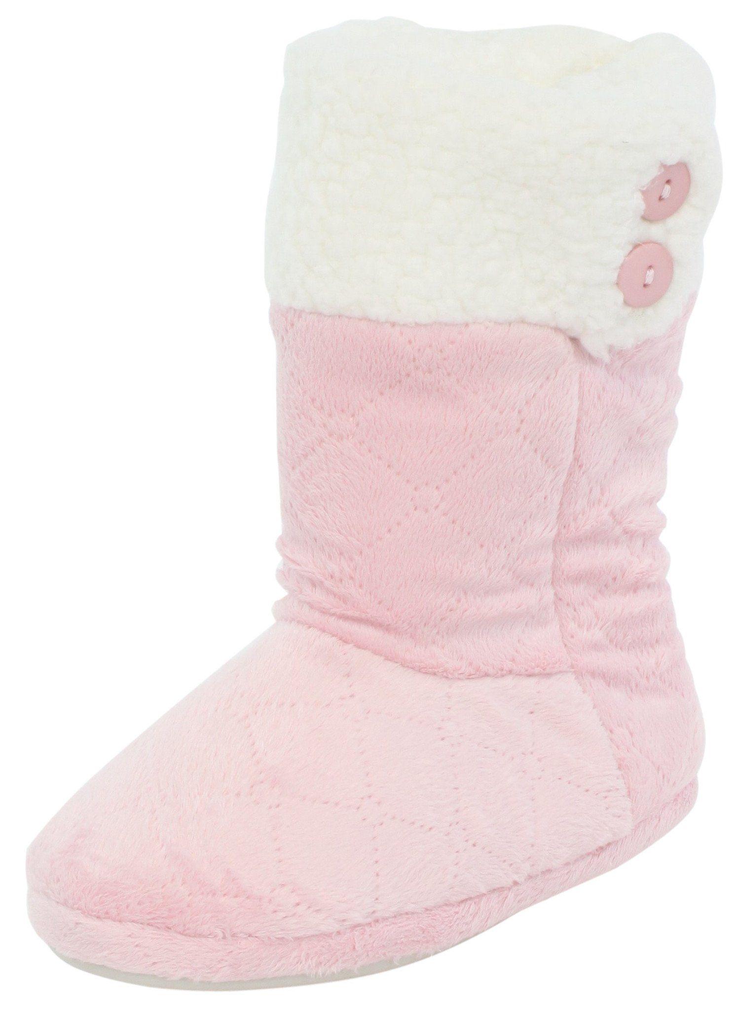 9965c21c0ad PajamaMania Women s Slipper Boots
