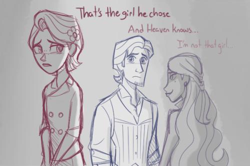 """""""essa é a garota que ele escolheu. o céu sabe. eu não sou aquela garota"""""""