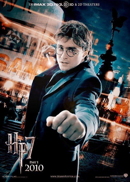 Alterna Poster Harry Potter And The Deathly Hallows Part I Harry Potter Harry Potter Films Harry Potter Information
