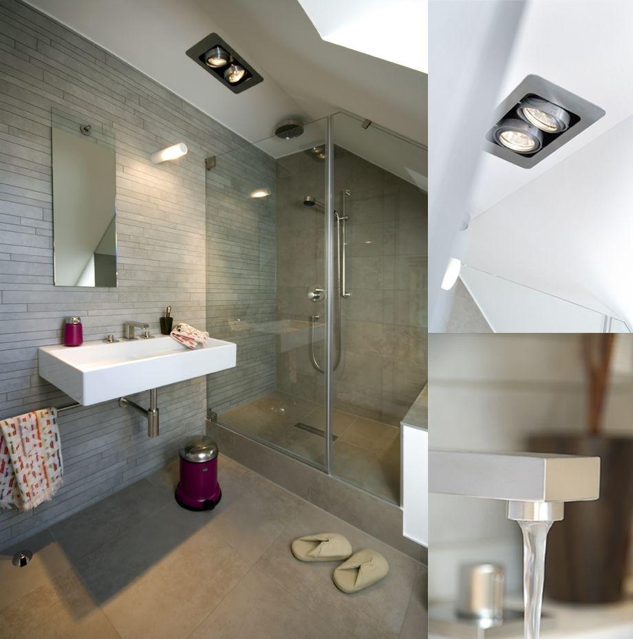 badezimmer unterm dach – topby, Badezimmer dekoo