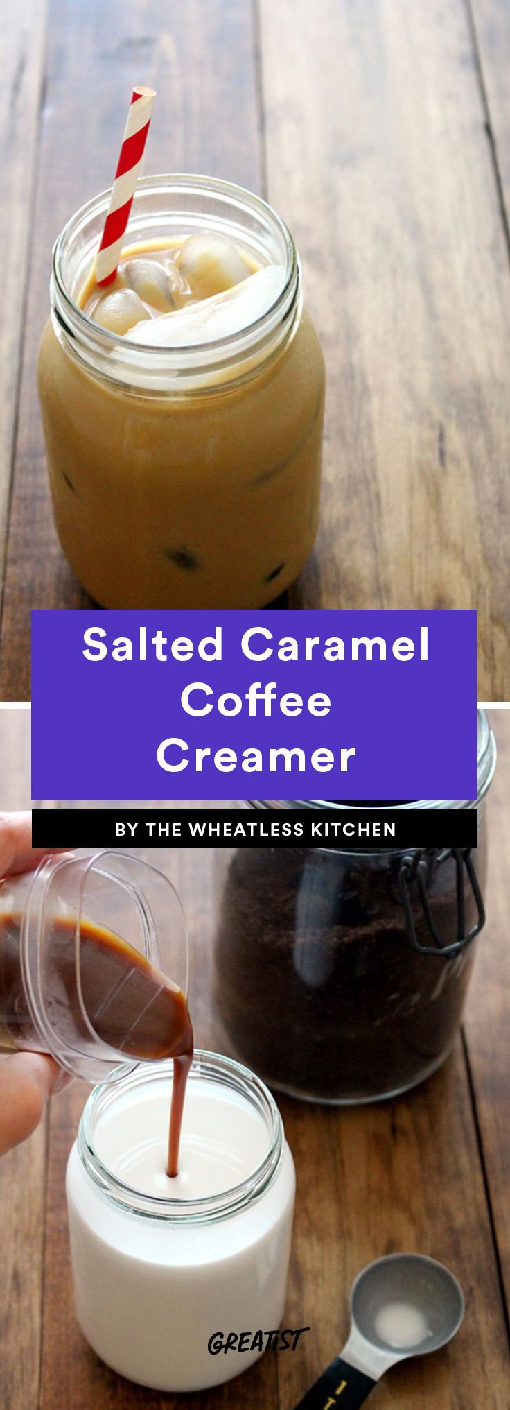 7 homemade coffee creamers that arent loaded with sugar