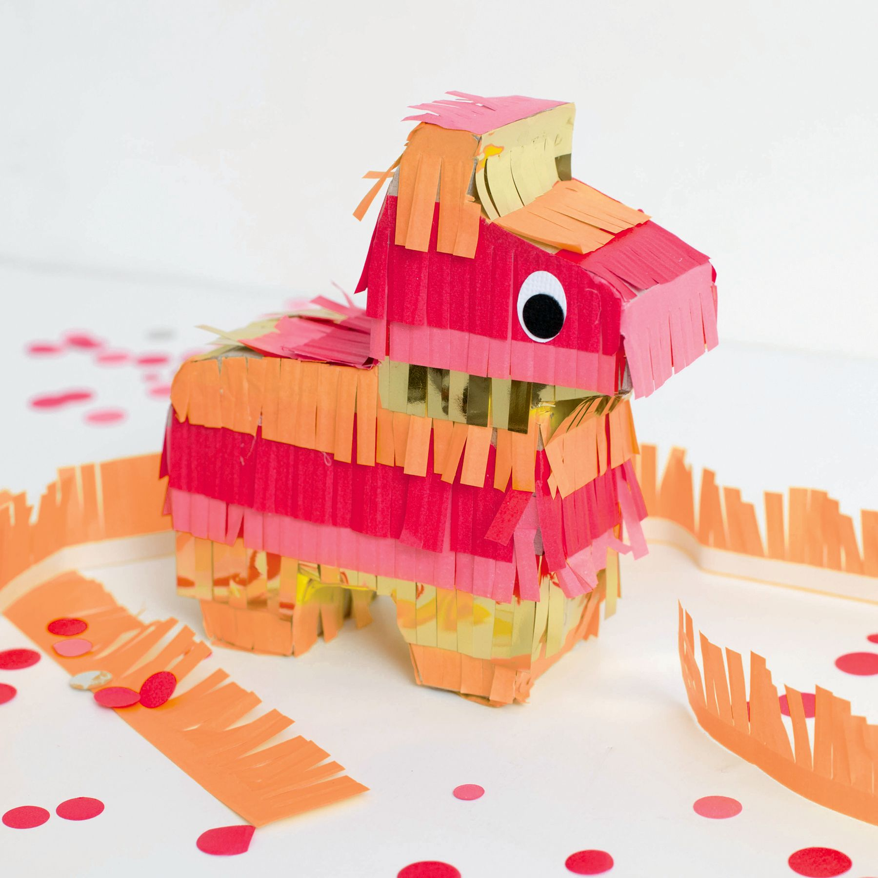 photograph about Donkey Pinata Template Printable named Donkey Mini Pinata against We R Memory Keepers Will allow acquire