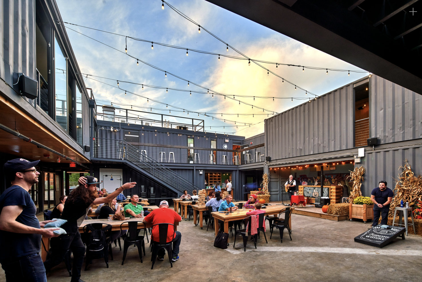 PRIVATE PARTIES — Restaurant Collective & Beer Hall