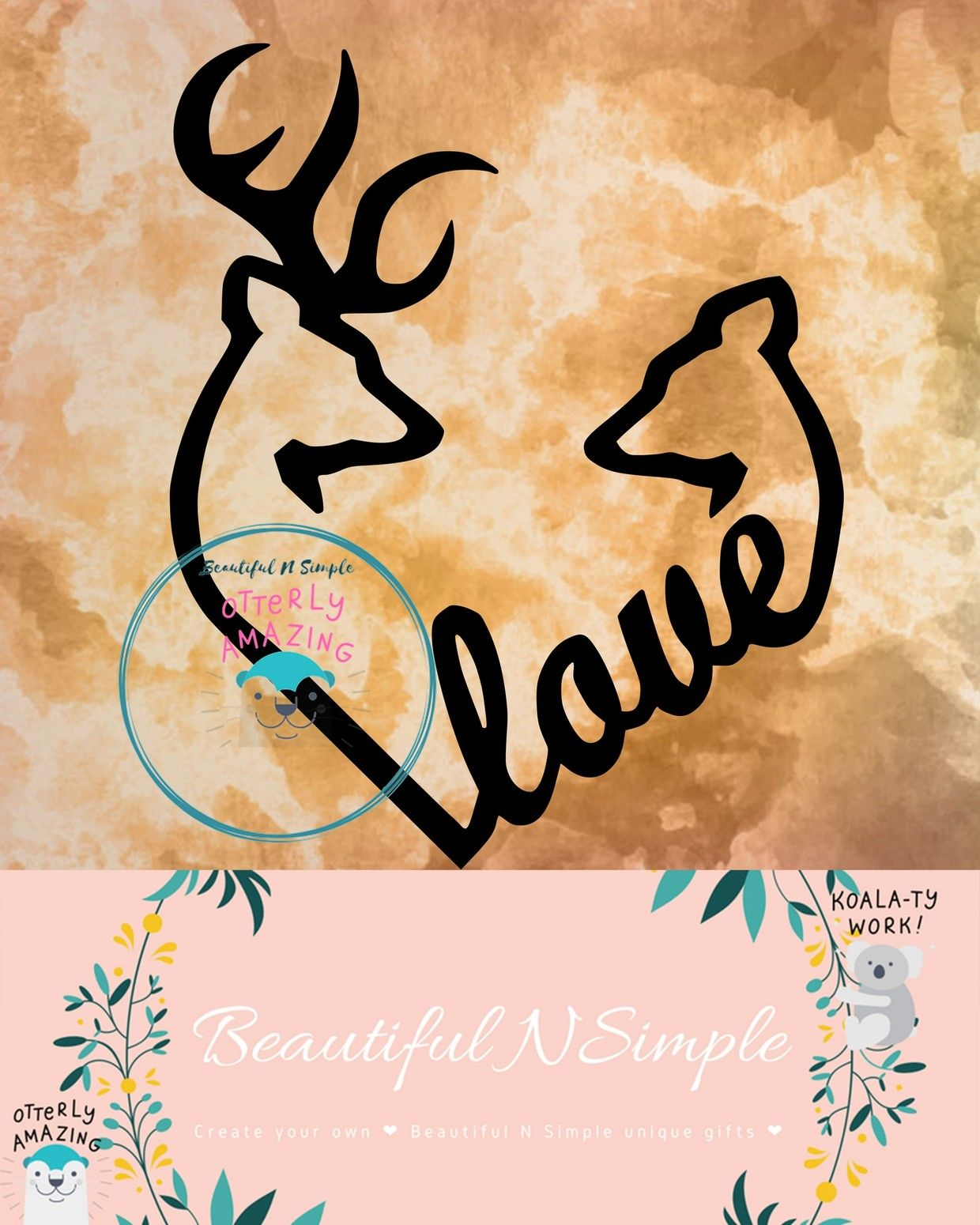 Download Love Deer Doe, Couple Goals, Inspired by Browning, Country ...