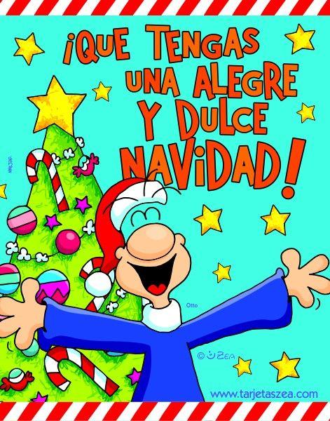 Que tengas una alegre y dulce navidad tarjetas pinterest navidad feliz navidad y - Felicitaciones navidad bonitas ...