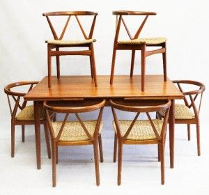 33++ Teak dining table and chairs Ideas