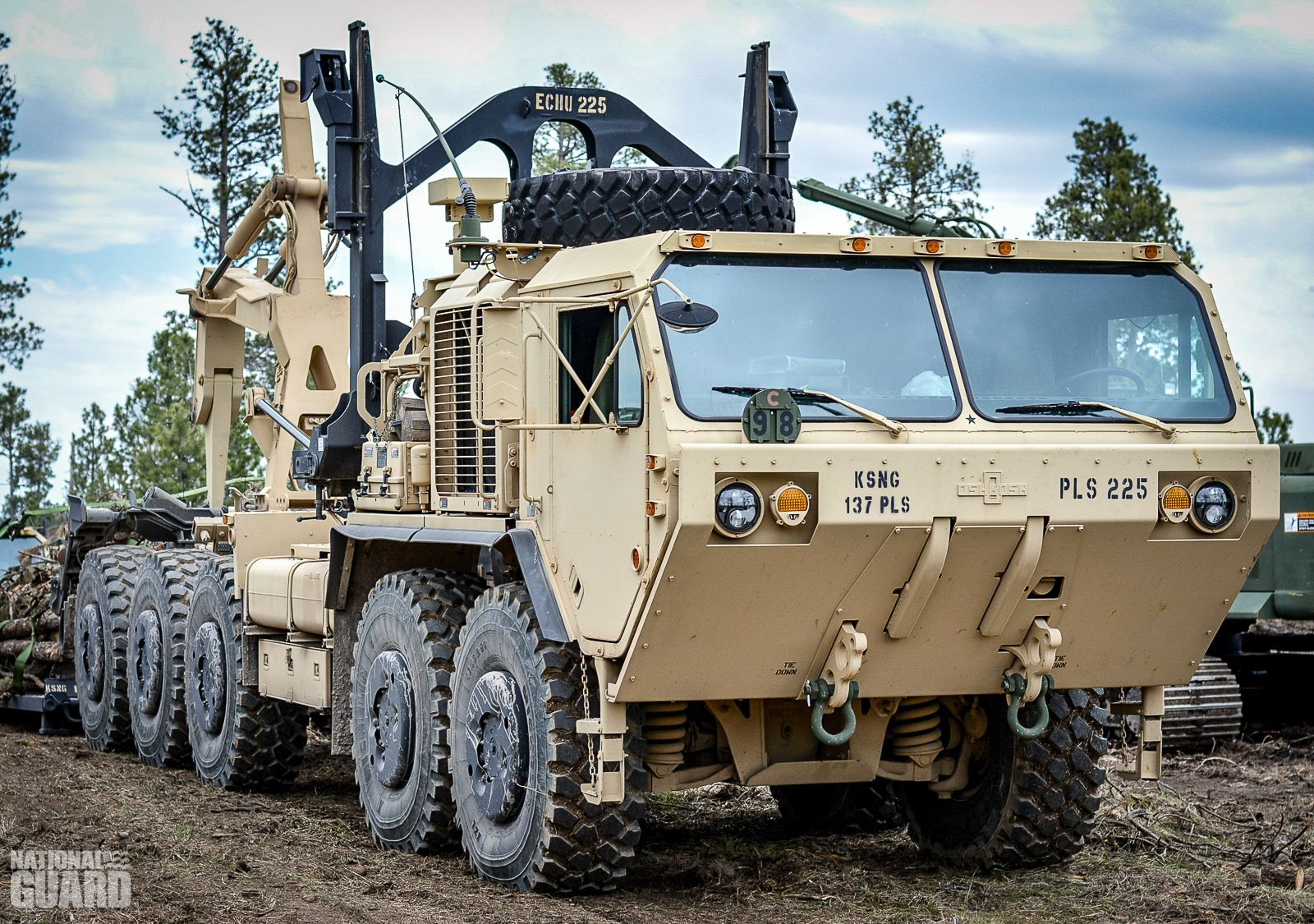 If You Want To Get Paid To Drive A Rig Like This See If Mos 88m - Us-army-88m