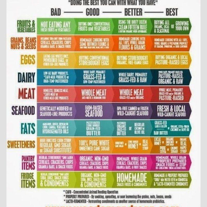 Paleo food chart Healthy - Food Pinterest Food charts, Food - fresh blueprint primal diet