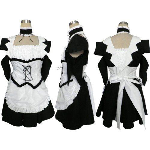Kaichou Wa Maid Sama Cosplay Costume Maid Cosplay Outfits