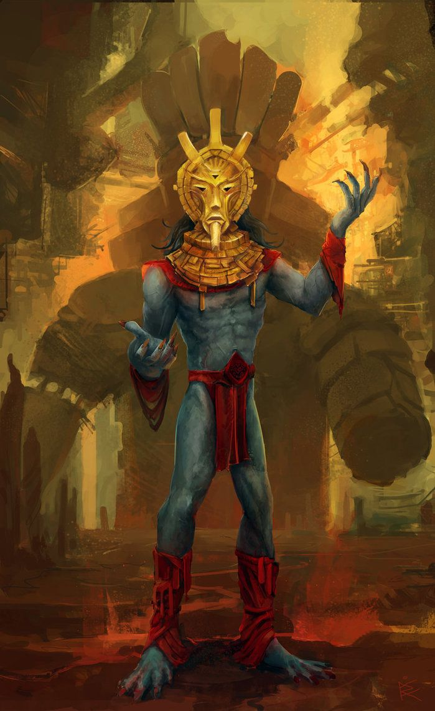 Dagoth Ur By Ielay On Deviantart Elder Scrolls Games