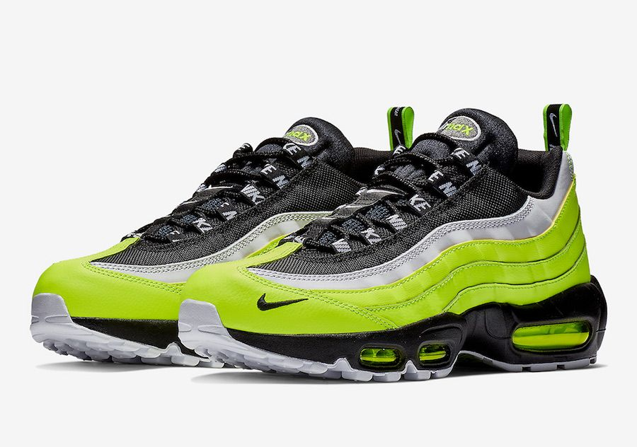 nike air max 95 neon green release date