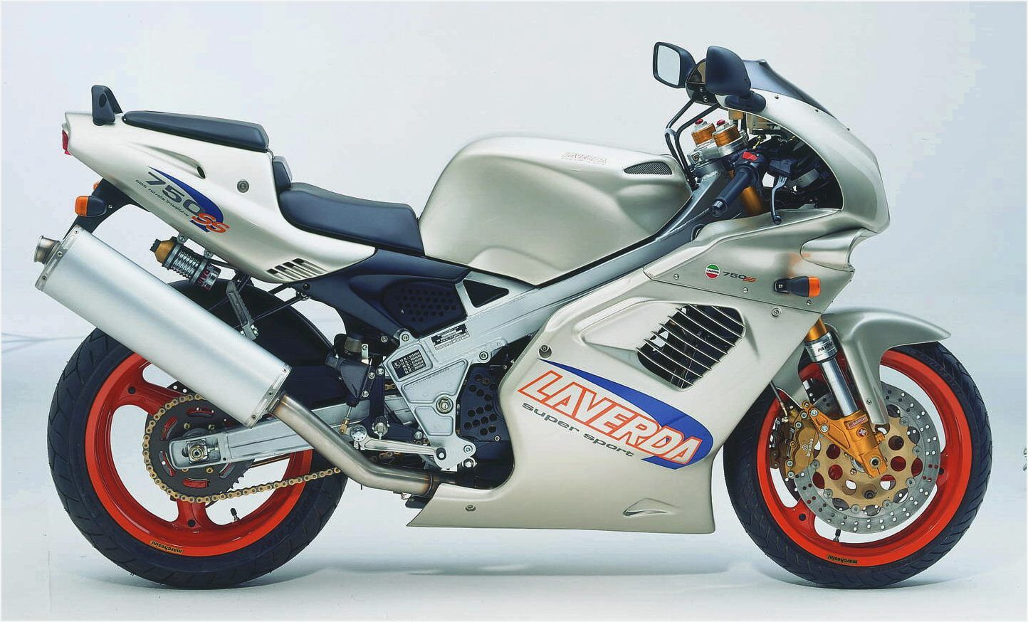 Laverda 650 Ghost Strike