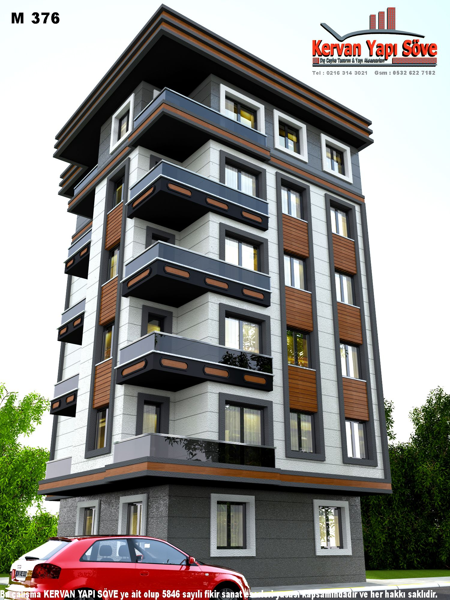 Apartment Design Modern Houses Kervanyapisove