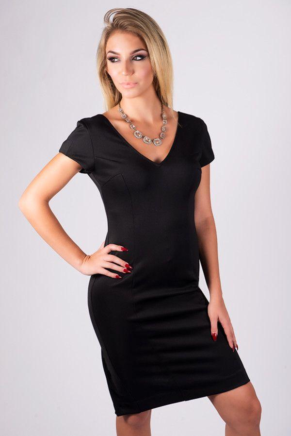 0e91f69976c56 Vêtements, Tenues Vestimentaires, Robe Avec Decolleté En V, La Mode  Vestimentaire, Sorties