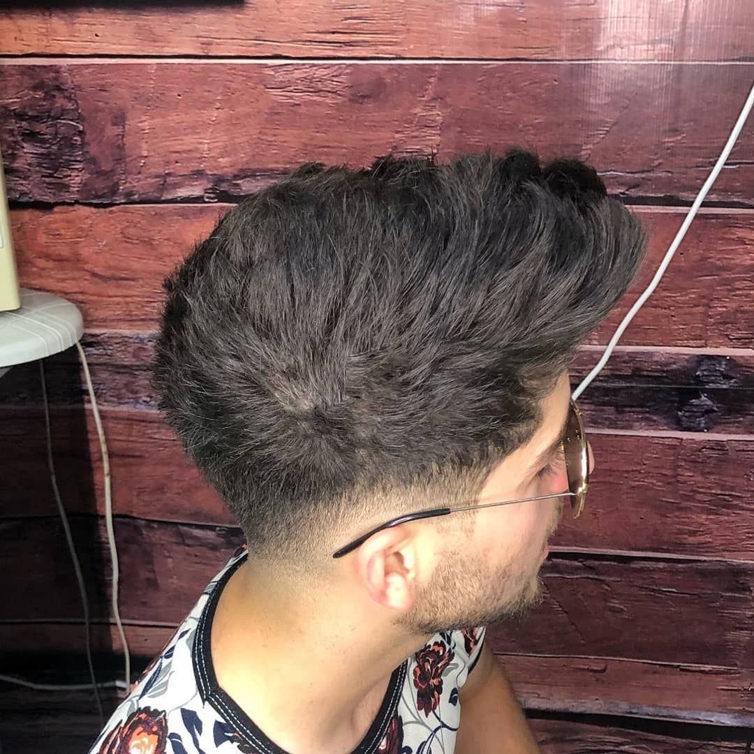 Hair trimming prickly after How to