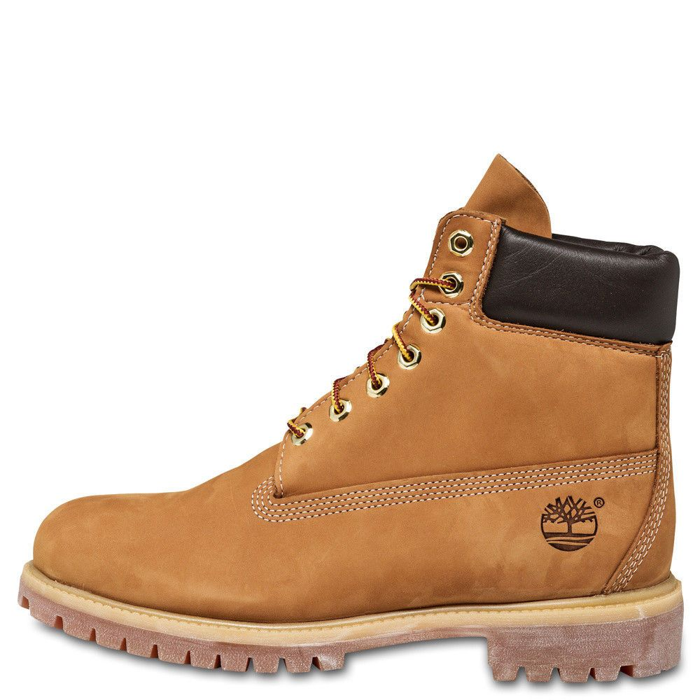 Details about Timberland Men's Premium Wheat Boots Size 7 Waterproof New in The Box