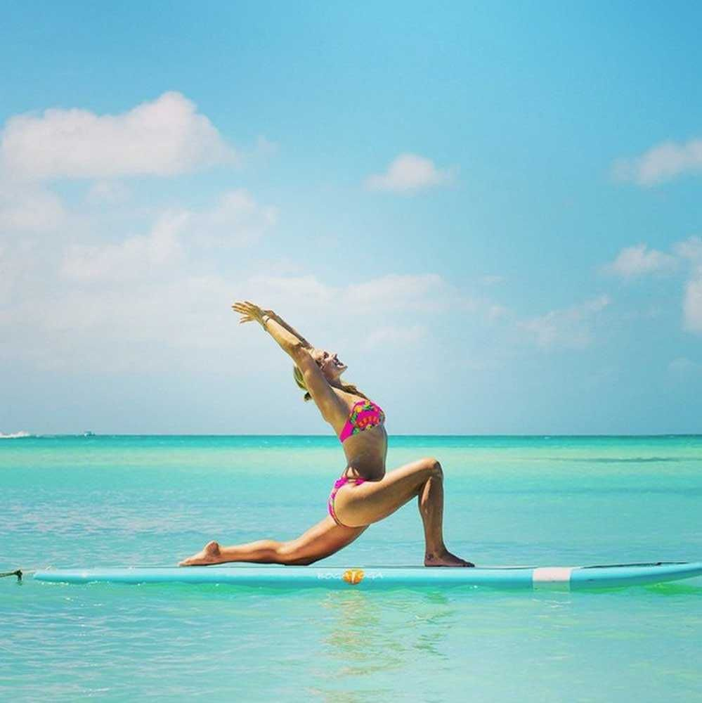 The best yogis to follow on Instagram | Paddle board yoga ...