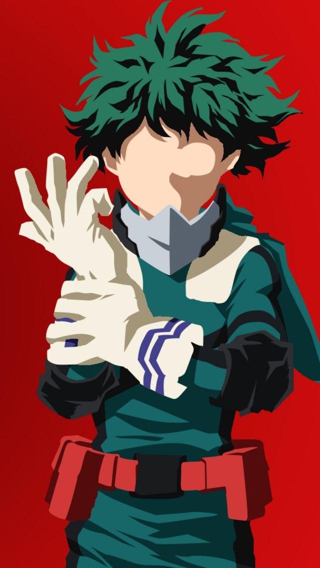Izuku Midoriya Deku Aesthetic Wallpaper Deku Boku No Hero Anime Wallpaper Anime