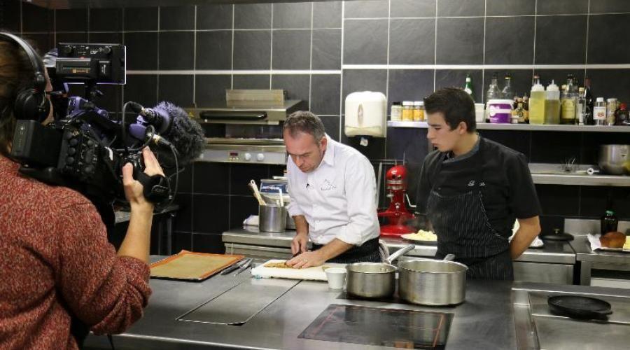 First Argentan restaurant with Michelin star!