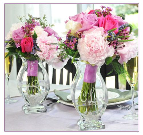 Reception #vases To Hold Your #bouquet