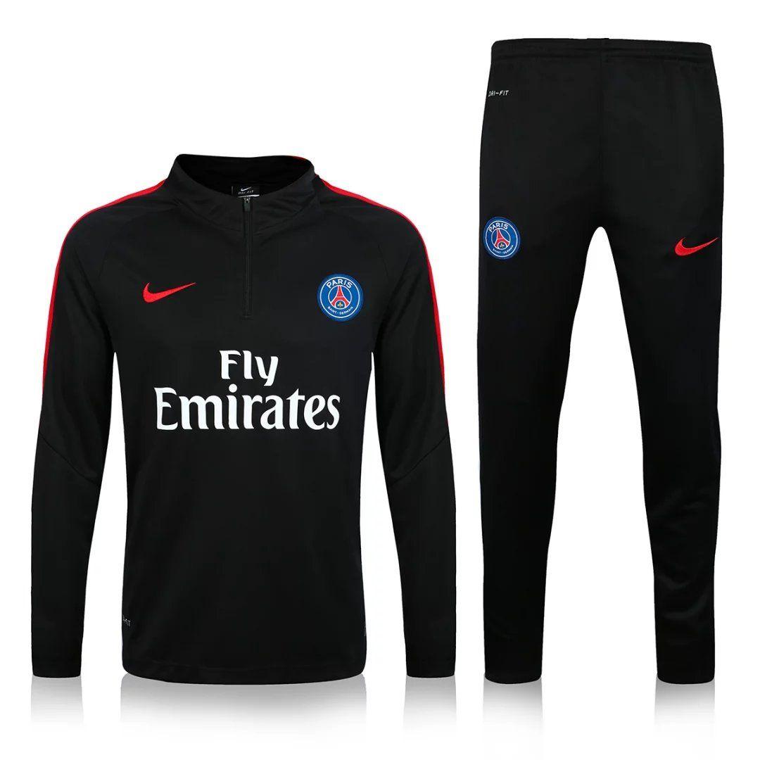 Psg black and pink jersey -  45 Paris St Germain 16 17 Track Suit
