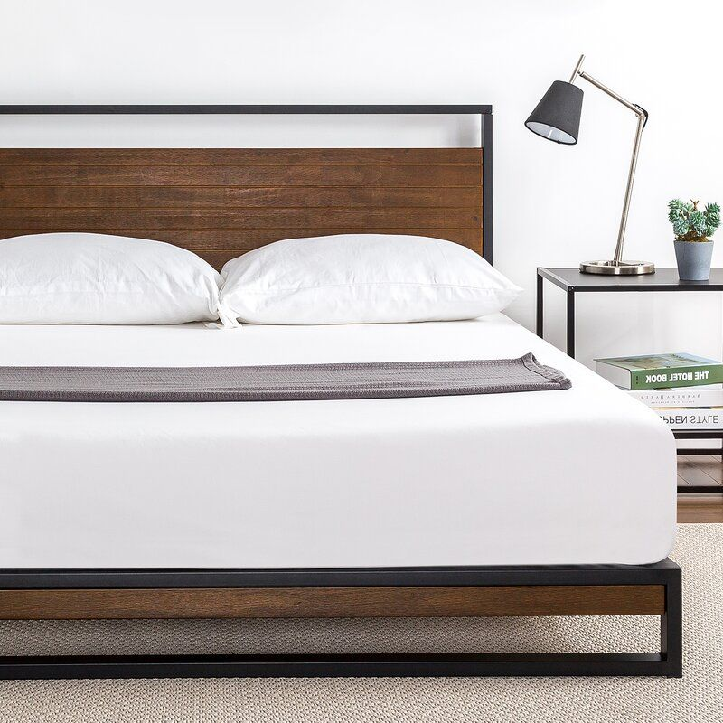 Pauletta Platform Bed в 2020 г.