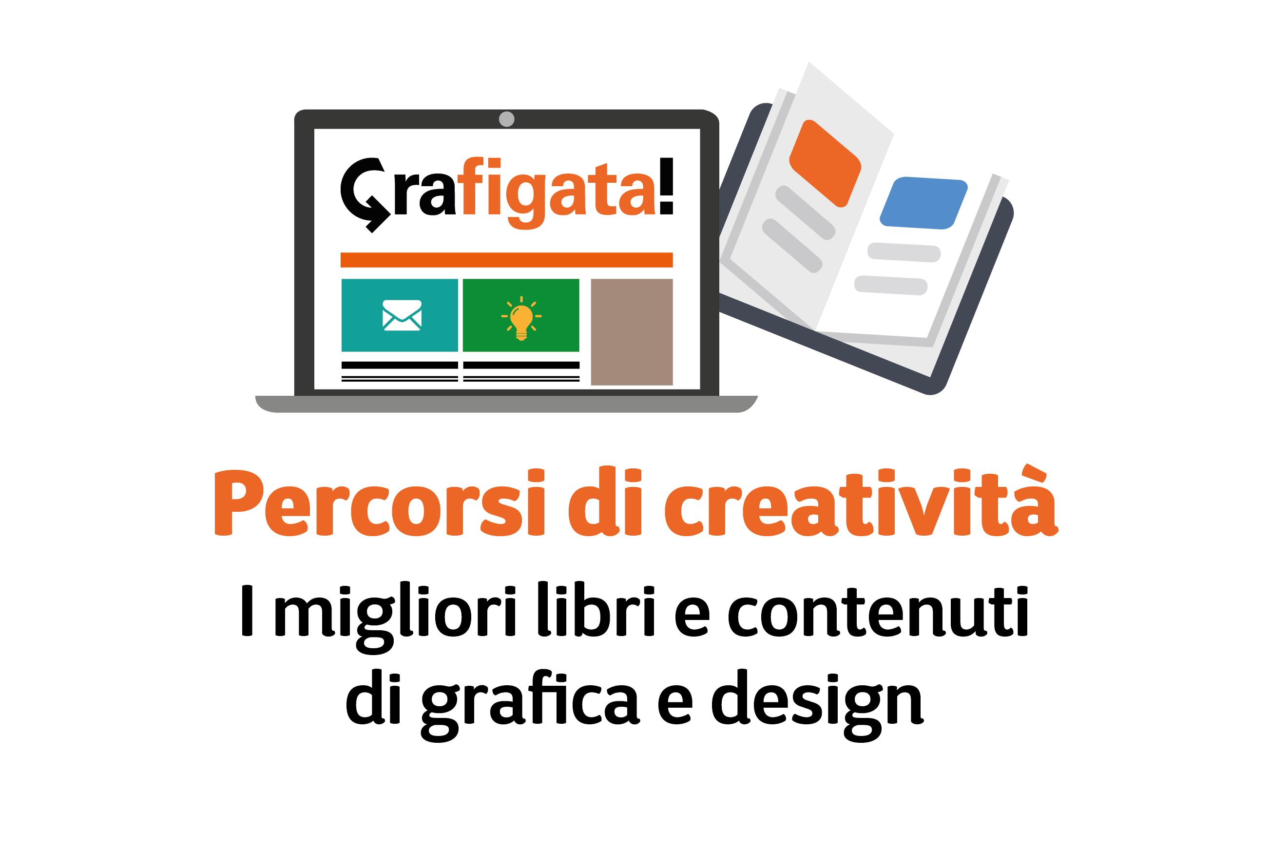 Percorsi di Creatività Libri di grafica e design