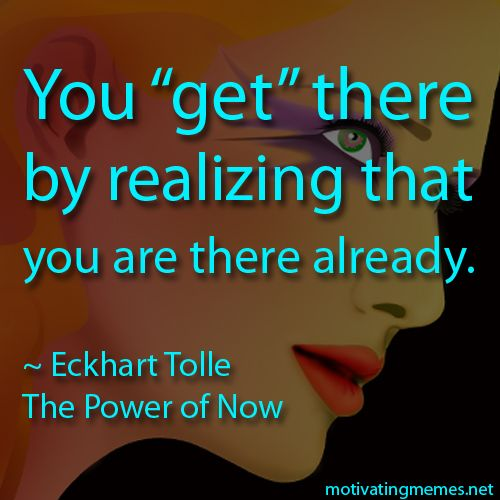 The Power Of Now Quotes Quote From The Power Of Noweckhart Tolle  Quotes  Pinterest