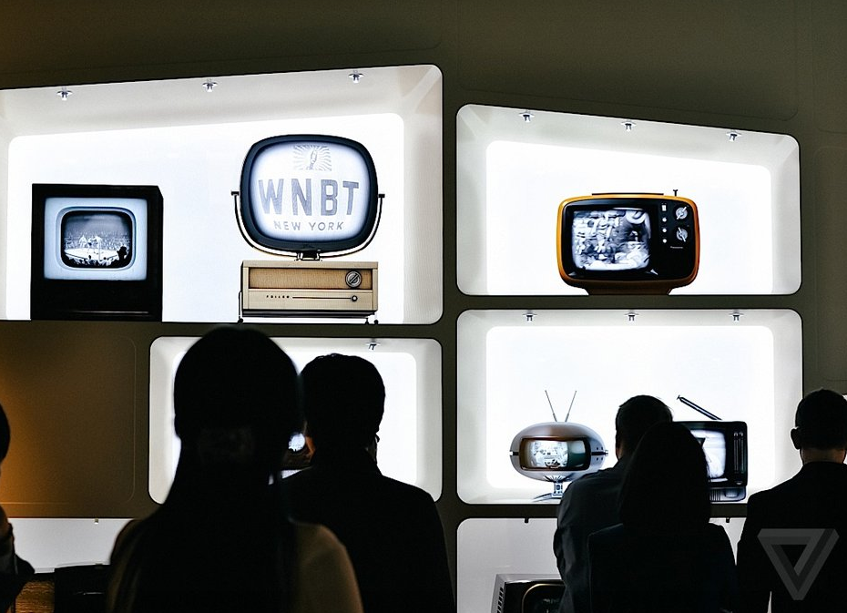 Samsung opens museum to own the history of innovation.