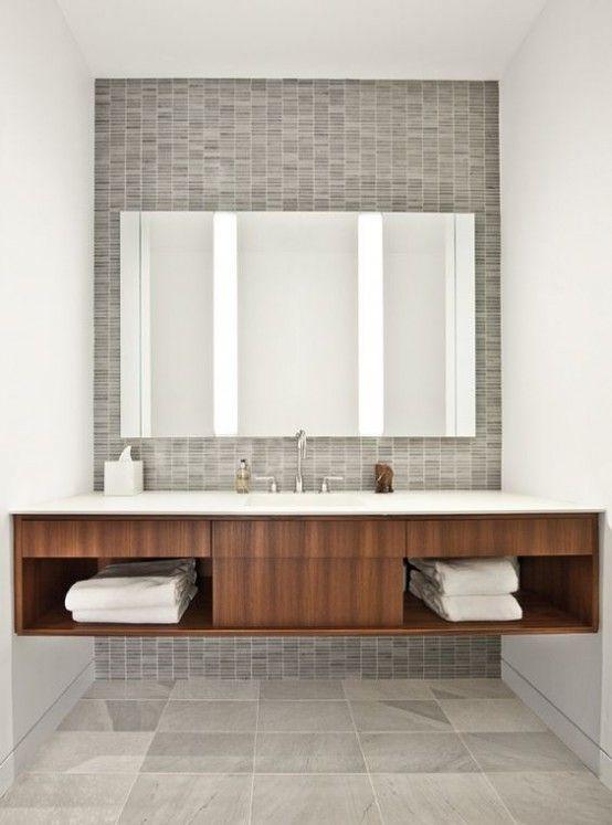 31 Desirable Modern Bathroom Ideas Modern bathroom Modern and