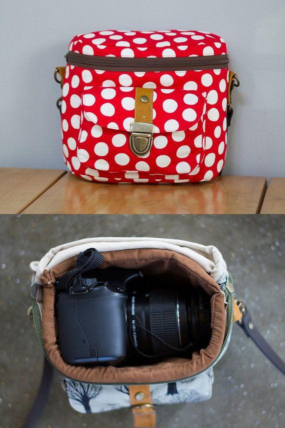 Ähnliche Artikel wie 896 Nicky Camera Bag PDF Pattern auf Etsy