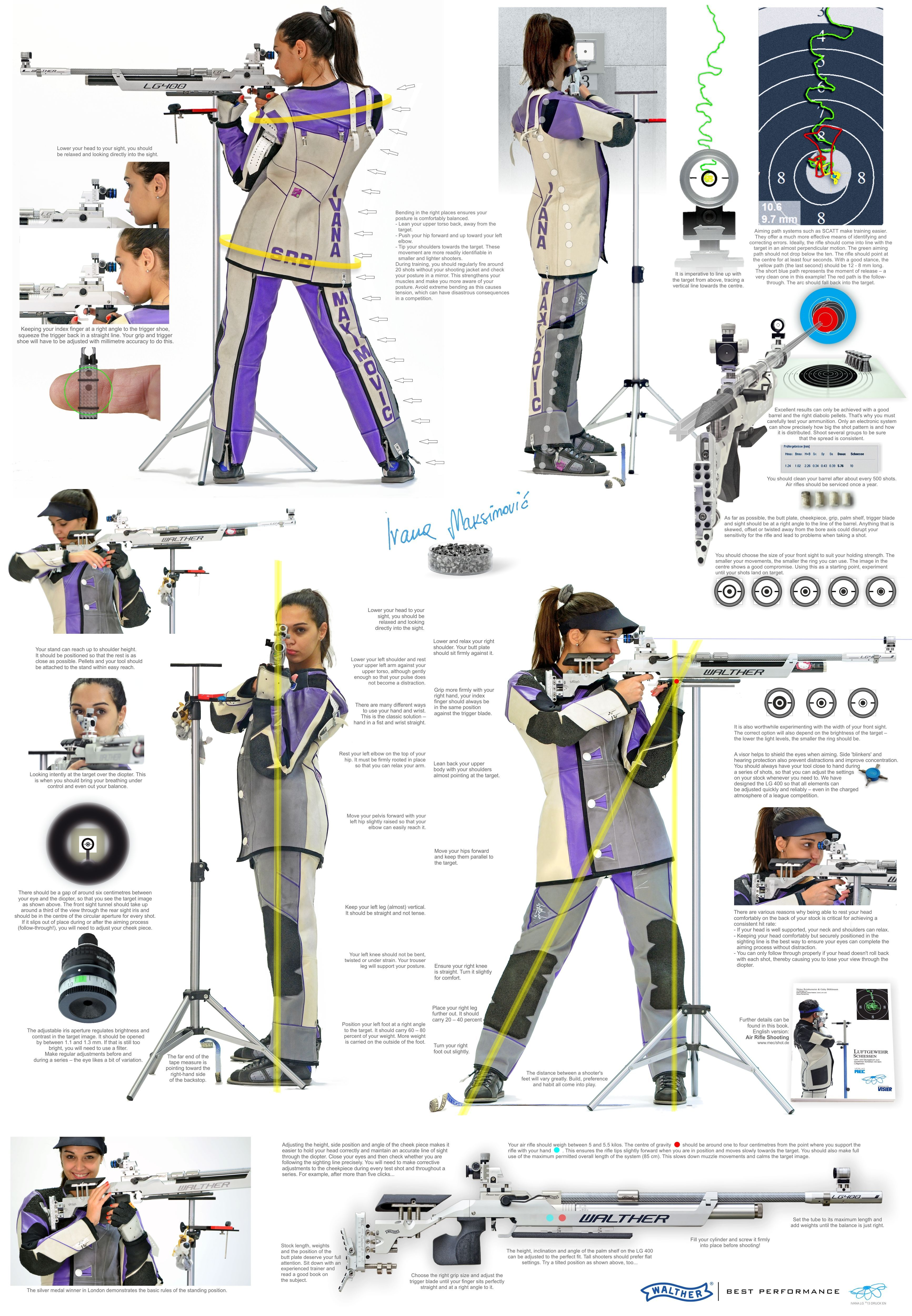 Pin by Dwight Guy on Survive | Air rifle, Rifle targets, Guns