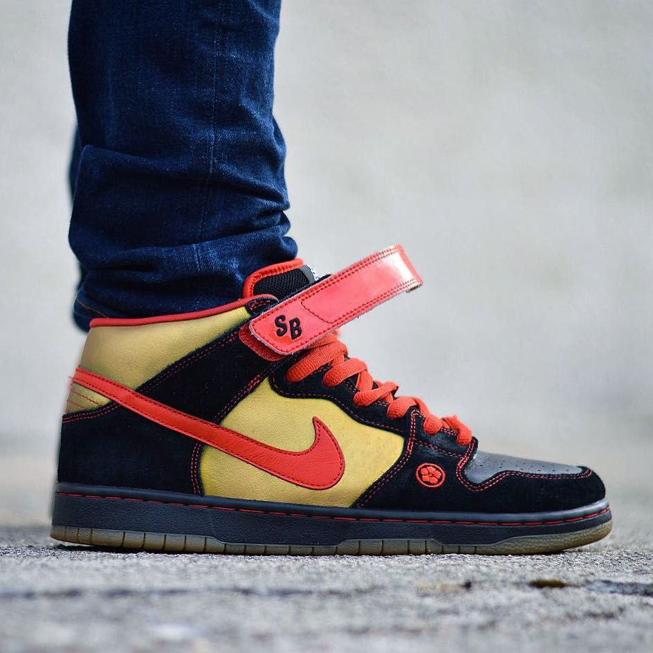 low priced 0777d 1fe81 Nike Dunk Mid Pro SB