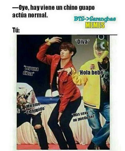 Resultado De Imagen Para Memes De Bts En Espanol Memes Bts Memes Bts