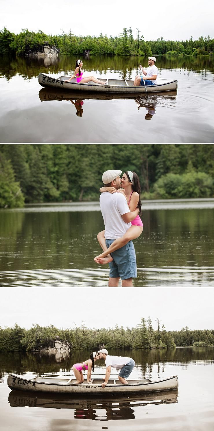 The Notebook Inspired Engagement Photos Creative Wedding