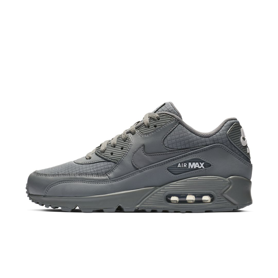 new product e7036 ac6dd Nike Air Max 90 Essential Men s Shoe Size 9.5 (Cool Grey)