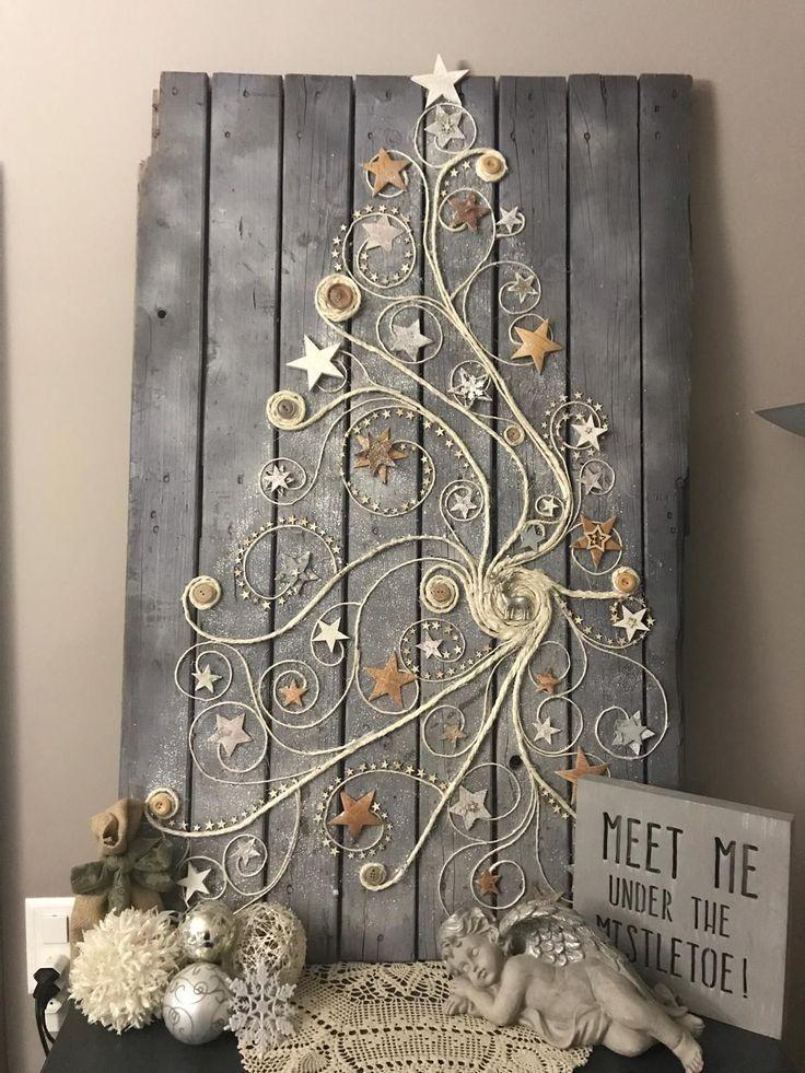 Dekoration Weihnachten – Beautiful!   Beautiful!   Source by perperdepero #noel2019bricolage